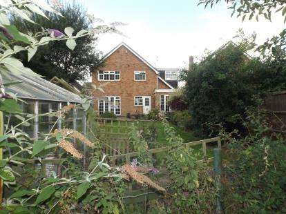 4 Bedrooms Detached House for sale in Kertley, Fleckney, Leicester, Leicestershire