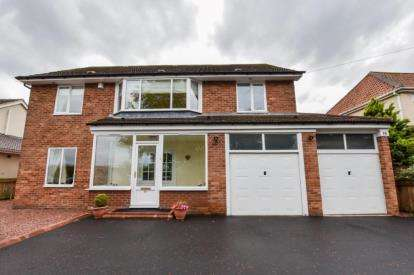 4 Bedrooms Detached House for sale in Cheviot View, Ponteland, Northumberland, Tyne Wear, NE20