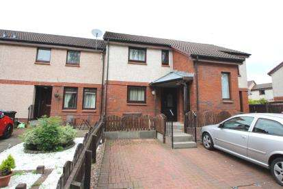 2 Bedrooms Flat for sale in Leving Place, Livingston