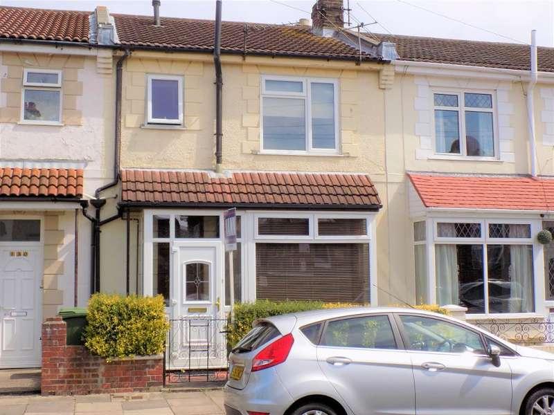 3 Bedrooms Terraced House for sale in Lyndhurst Road, Portsmouth, PO2 0LA