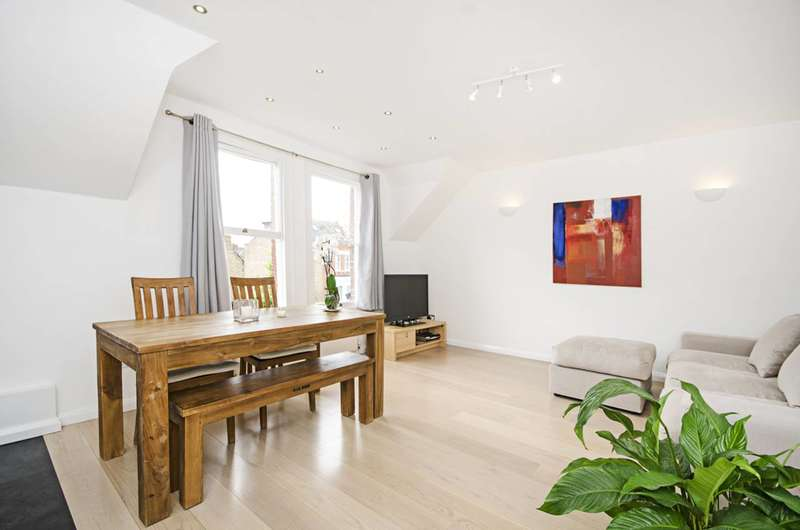 2 Bedrooms Maisonette Flat for sale in Plympton Road, Brondesbury, NW6