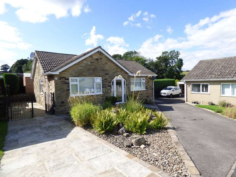 3 Bedrooms Detached Bungalow for sale in Mount Drive, Leyburn