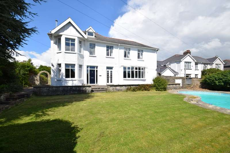 4 Bedrooms Detached House for sale in 40 West Road, Bridgend, Bridgend County Borough, CF31 4HD