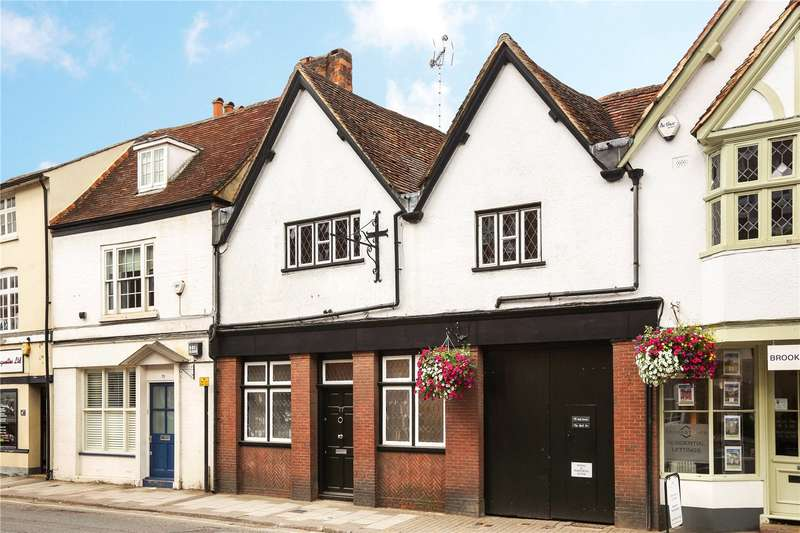 2 Bedrooms Flat for sale in Bell Street, Henley-on-Thames, RG9