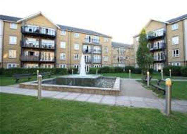 2 Bedrooms Apartment Flat for sale in Southwell Close, Chafford Hundred