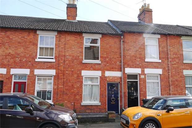 2 Bedrooms Terraced House for sale in Patrick Street, Market Harborough, Leicestershire