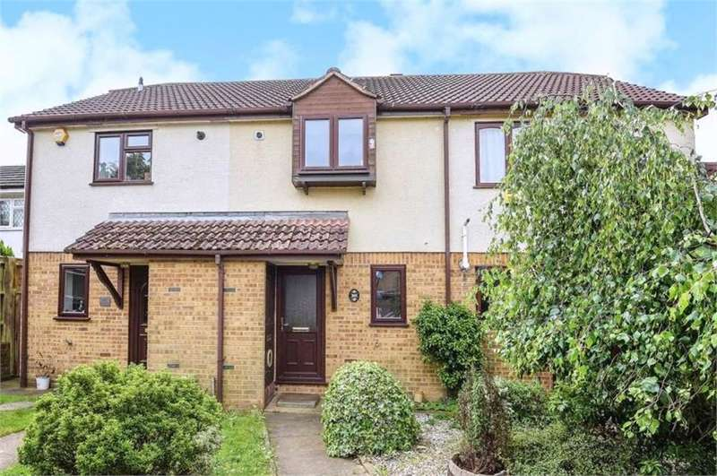 2 Bedrooms Terraced House for sale in Anderson Close, Harefield, Middlesex