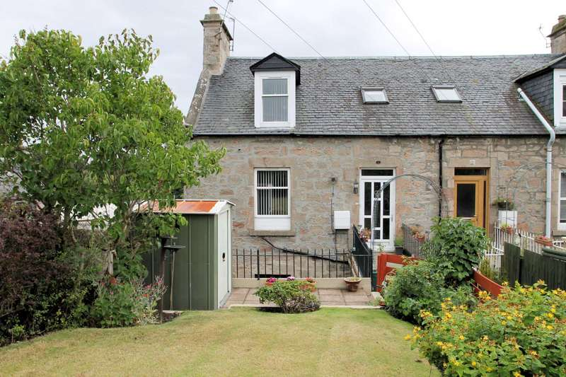 3 Bedrooms Semi Detached House for sale in Raglan Terrace, Nairn