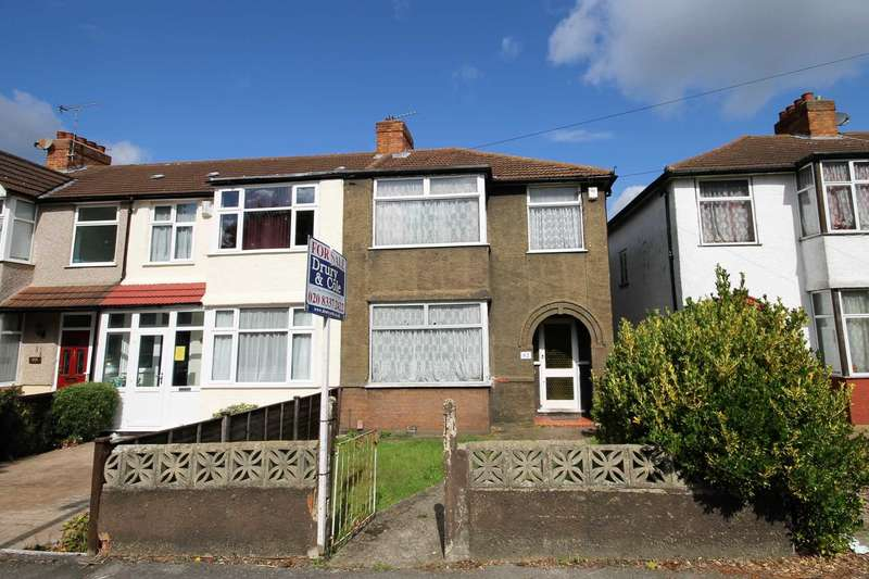 3 Bedrooms End Of Terrace House for sale in Ridge Road, Sutton