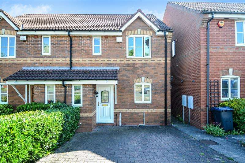 3 Bedrooms Semi Detached House for sale in Slingfield Road, Northfield, Birmingham