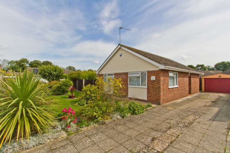 2 Bedrooms Detached Bungalow for sale in The Woodlands, Ashill