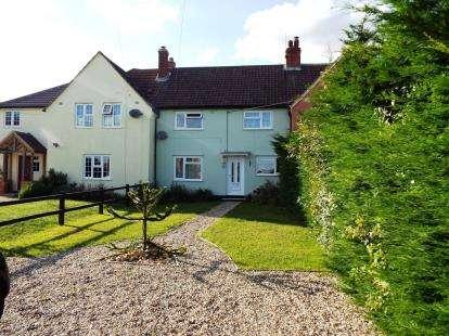 3 Bedrooms Terraced House for sale in Little Waldingfield, Sudbury, Suffolk