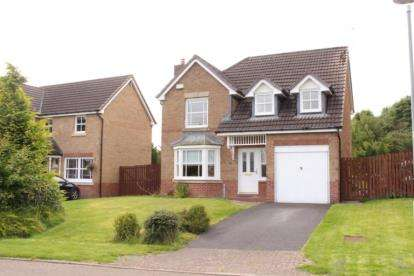 4 Bedrooms Detached House for sale in Glenarklet Crescent, Paisley, Renfrewshire