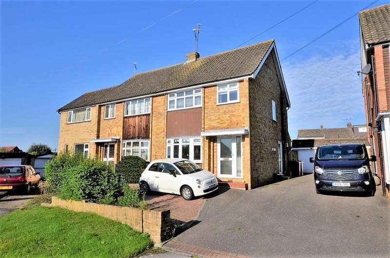 3 Bedrooms Semi Detached House for sale in Lindhurst Drive, Ramsden Heath