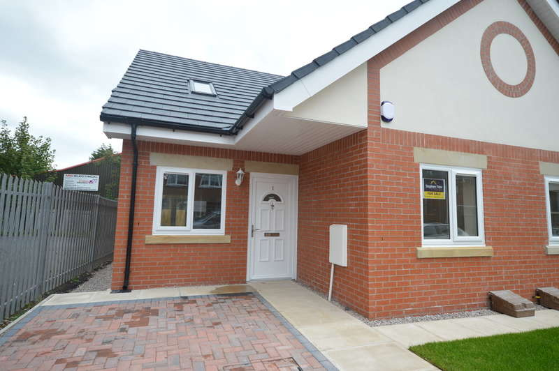 4 Bedrooms Semi Detached Bungalow for sale in Wood Park Gardens, Marton