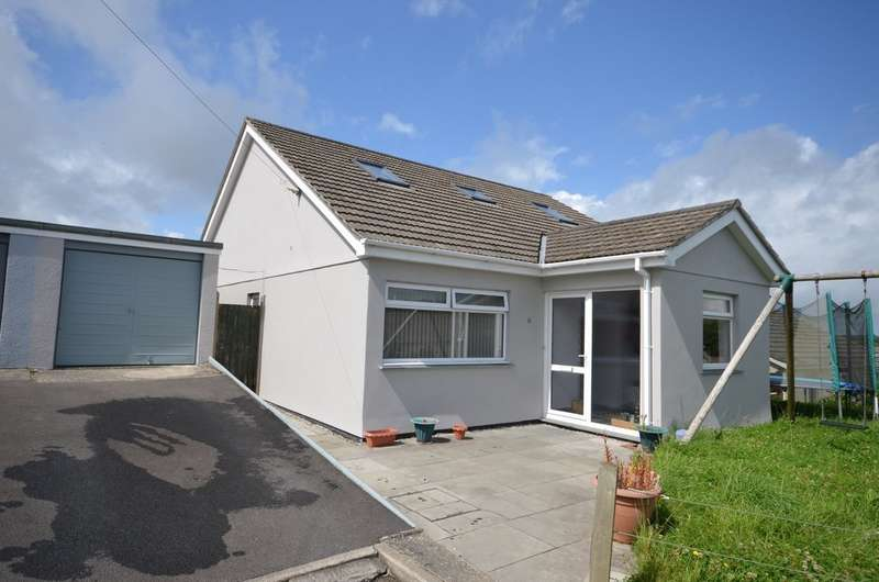 5 Bedrooms Detached House for sale in Stretyn, Carnon Downs