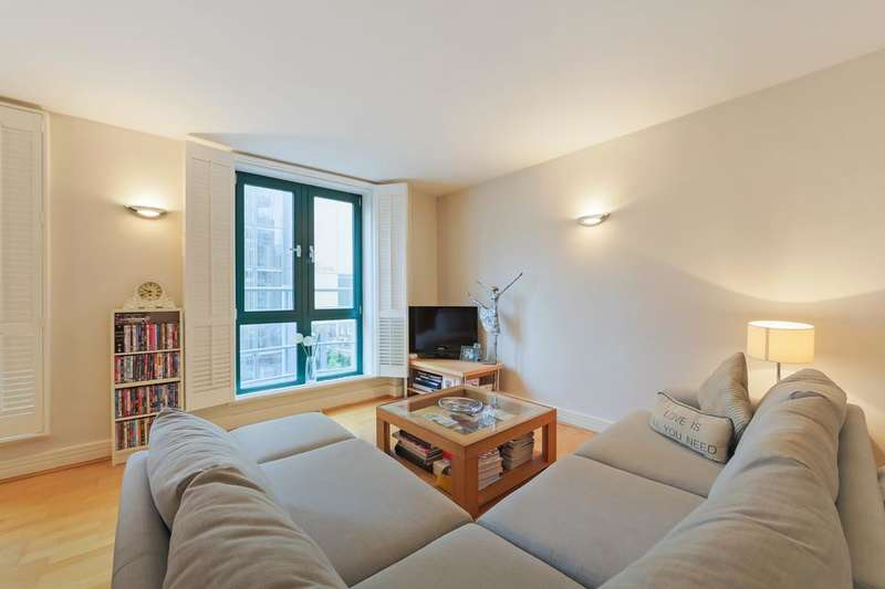 2 Bedrooms Flat for sale in Londinium Tower, 87 Mansell Street, London E1