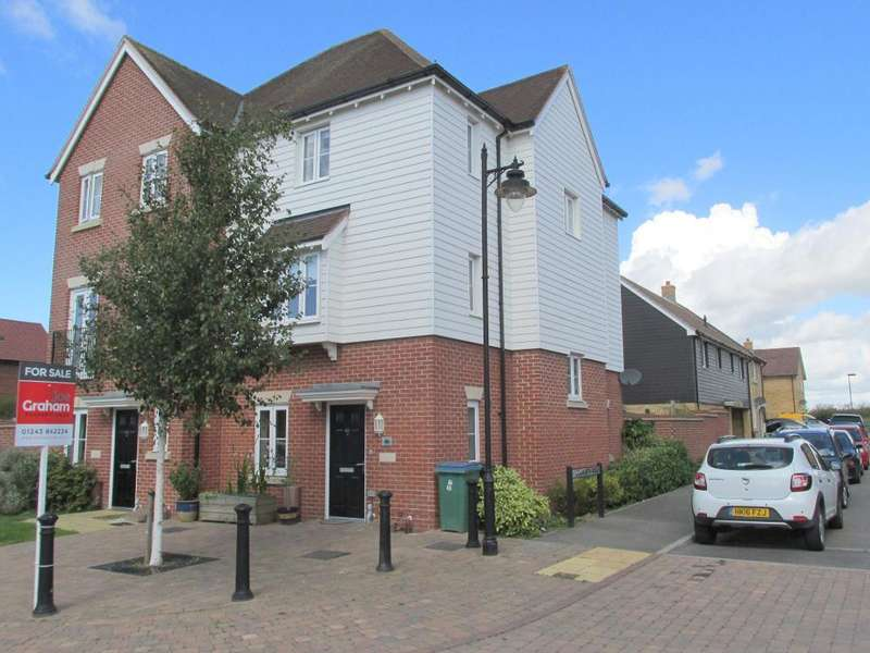 4 Bedrooms Detached House for sale in Elbridge Avenue, Willows Edge, Bognor Regis, West Sussex, PO21 5AD