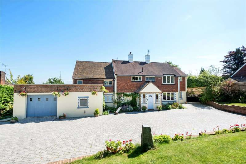 6 Bedrooms Detached House for sale in Oathall Road, Haywards Heath, West Sussex, RH16