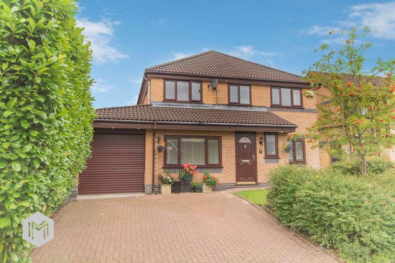 4 Bedrooms Detached House for sale in Dow Lane, Bury, BL8