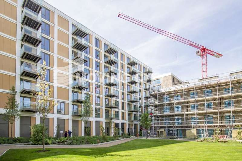 Apartment Flat for sale in Sienna House, Royal Wharf, Docklands E16