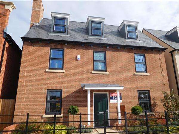 4 Bedrooms Detached House for sale in The Landguard, Seabrook Orchard, Topsham