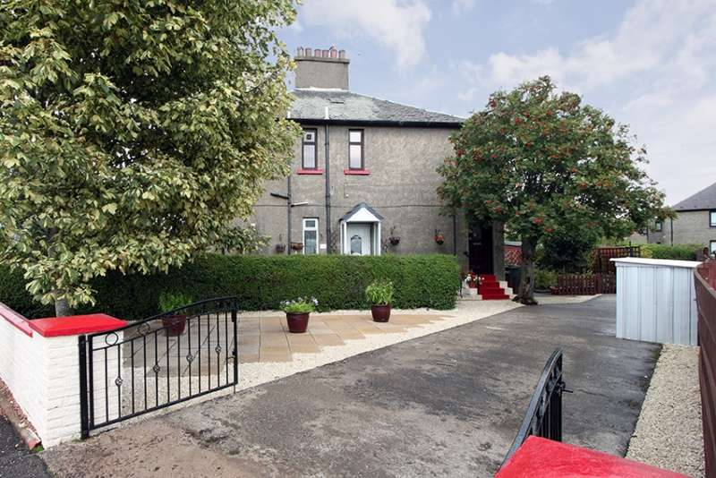 2 Bedrooms Flat for sale in Newhouse Road, Grangemouth, Falkirk, FK3 8LN