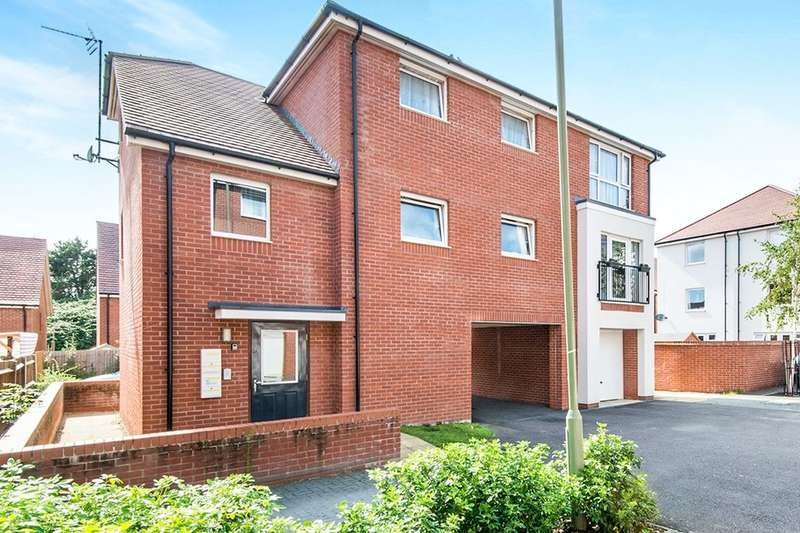 2 Bedrooms Flat for sale in Wilroy Gardens, SOUTHAMPTON, SO16