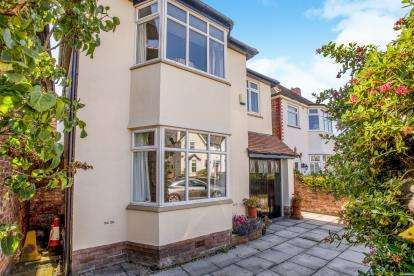 4 Bedrooms Detached House for sale in Princes Street, Southport, Lancashire, Uk, PR8