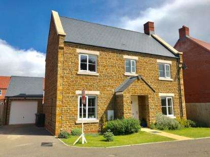 4 Bedrooms Detached House for sale in Dunnock Road, Bodicote, Banbury, Oxfordshire