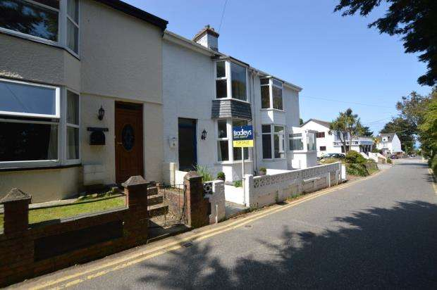 3 Bedrooms Terraced House for sale in Mayfield Terrace, Carbis Bay, St. Ives, Cornwall
