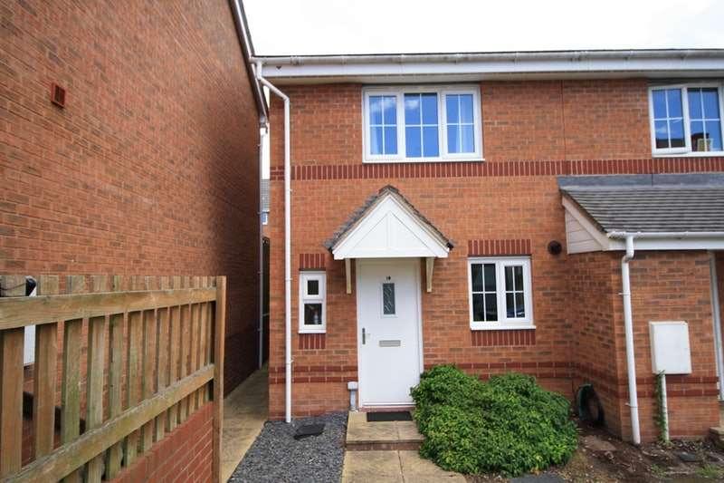 2 Bedrooms End Of Terrace House for sale in Queen Street, Wednesbury, West Midlands, WS10
