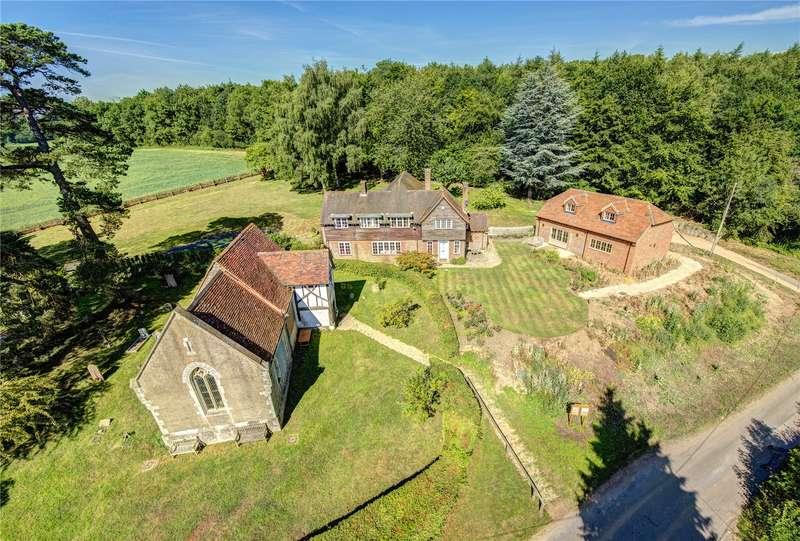 5 Bedrooms Detached House for sale in Little Hampden, Great Missenden, Buckinghamshire, HP16