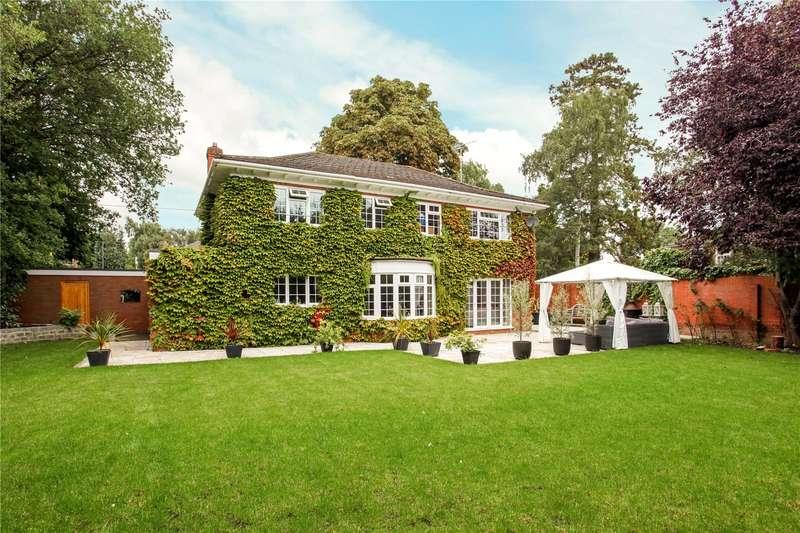 5 Bedrooms Detached House for sale in Illingworth, Windsor, SL4