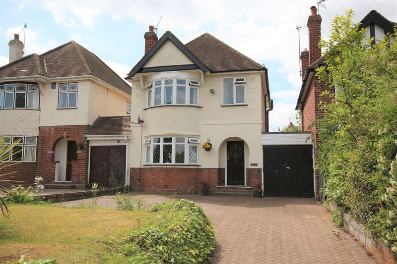 3 Bedrooms Link Detached House for sale in Ombersley Road, Worcester, WR3