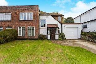 3 Bedrooms Semi Detached House for sale in Sanderstead Court Avenue, Sanderstead, South Croydon