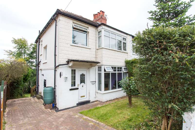 3 Bedrooms Semi Detached House for sale in Roundhay Crescent, Leeds, West Yorkshire, LS8