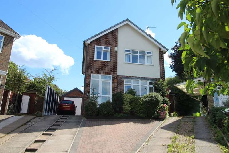 4 Bedrooms Detached House for sale in Moorland Avenue, Stapleford, Nottingham, NG9