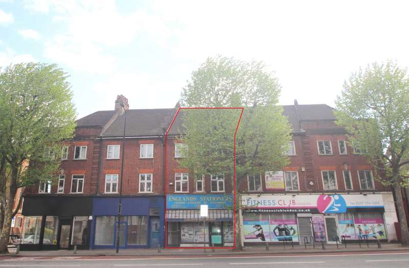 Block Of Apartments Flat for sale in Finchley Road, West Hampstead, NW3