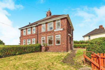 3 Bedrooms Semi Detached House for sale in Perkyn Terrace, Sheffield, South Yorkshire