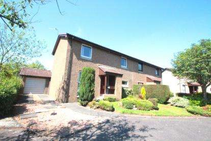 3 Bedrooms Semi Detached House for sale in Benalder Court, Glenrothes
