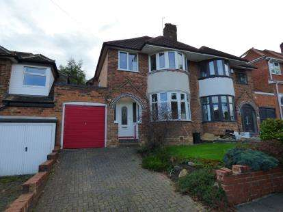3 Bedrooms Semi Detached House for sale in Westridge Rd, Birmingham, West Midlands