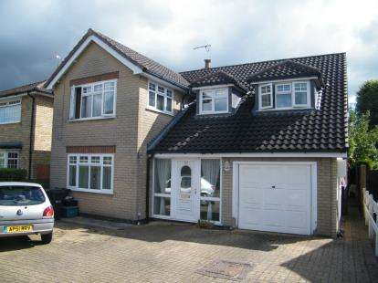 6 Bedrooms Detached House for sale in Beeston Drive, Winsford, Cheshire, England