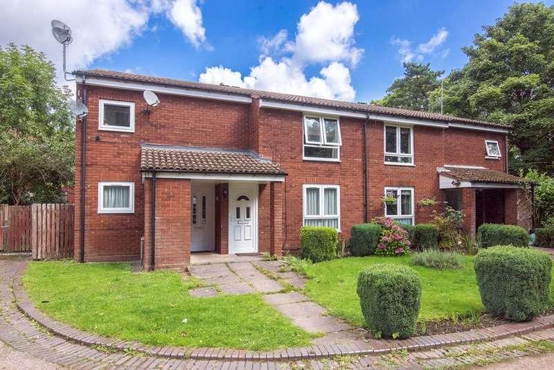 2 Bedrooms Maisonette Flat for sale in Spey Close, Edgbaston, B5 7XE