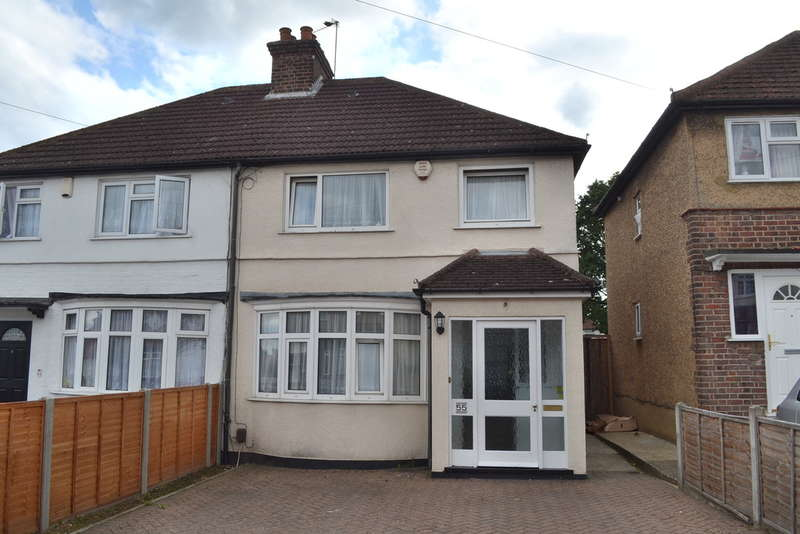 3 Bedrooms Semi Detached House for sale in Oakdene Road