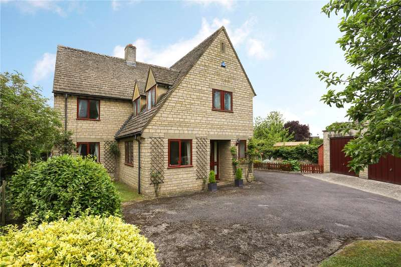 4 Bedrooms Detached House for sale in Water Lane, Somerford Keynes, Cirencester, GL7