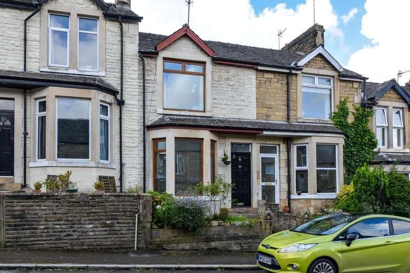 2 Bedrooms Terraced House for sale in Cavendish Street, Lancaster, Lancashire, LA1