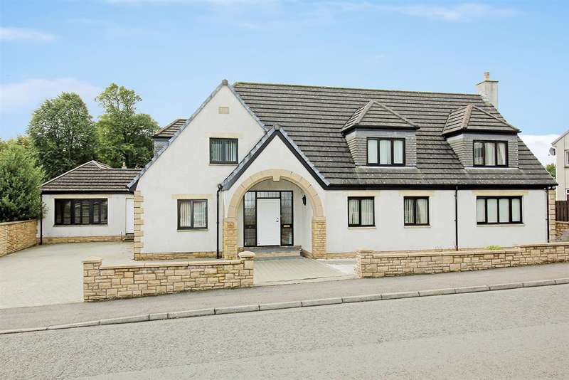 6 Bedrooms Detached House for sale in Hawthorne Place, South Broomage, Larbert