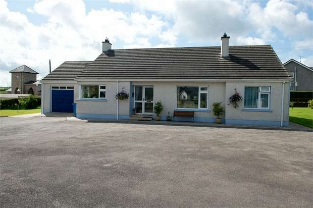 3 Bedrooms Detached Bungalow for sale in Laragh Road, Beragh, Sixmilecross, Omagh, County Tyrone
