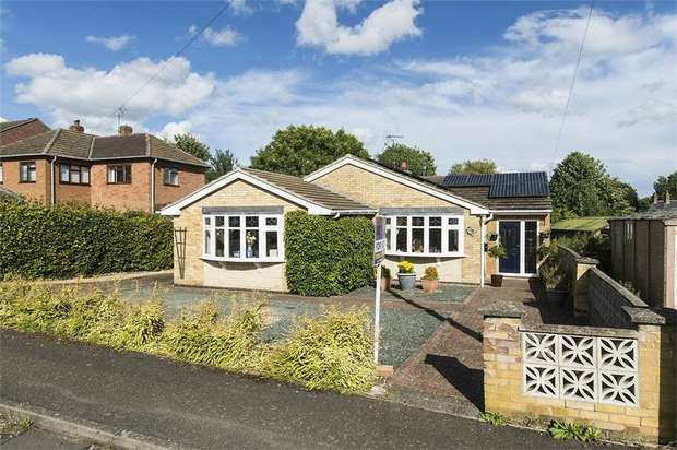 3 Bedrooms Detached Bungalow for sale in Copelands Road, Desborough, KETTERING, Northamptonshire